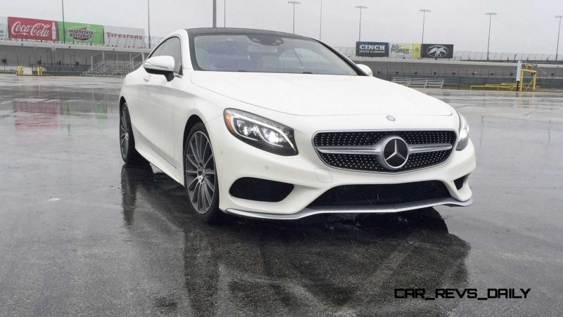 First Drive Review - 2015 Mercedes-Benz S550 Coupe 3