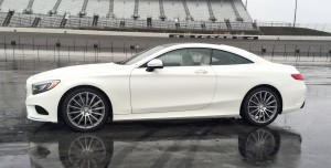 First Drive Review - 2015 Mercedes-Benz S550 Coupe 30