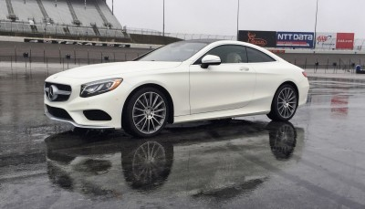 First Drive Review - 2015 Mercedes-Benz S550 Coupe 32