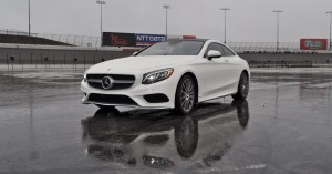 First Drive Review - 2015 Mercedes-Benz S550 Coupe 37