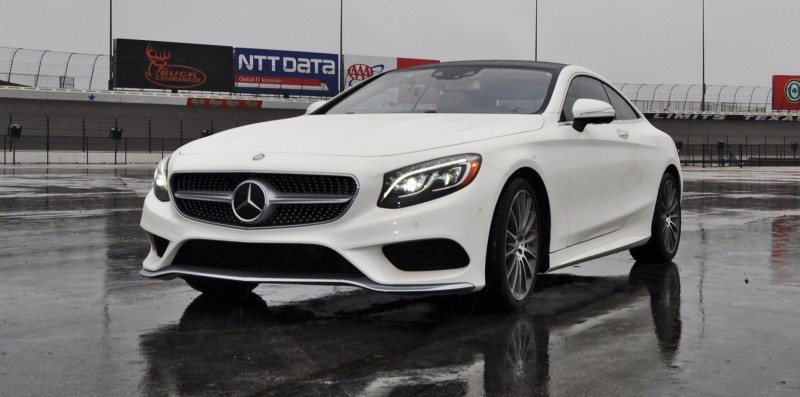 First Drive Review - 2015 Mercedes-Benz S550 Coupe 39