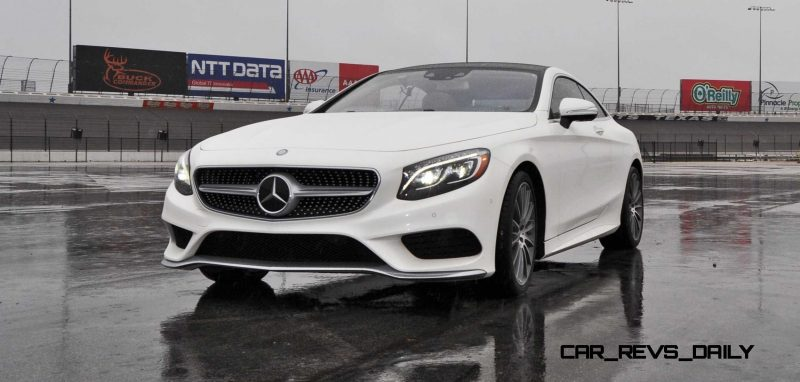 First Drive Review - 2015 Mercedes-Benz S550 Coupe 40