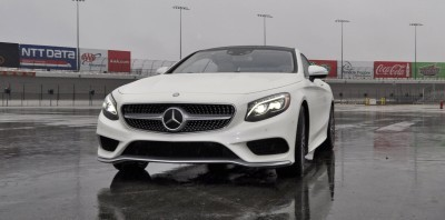 First Drive Review - 2015 Mercedes-Benz S550 Coupe 41