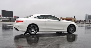 First Drive Review - 2015 Mercedes-Benz S550 Coupe 46