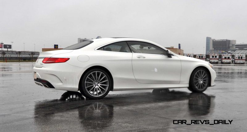 First Drive Review - 2015 Mercedes-Benz S550 Coupe 47