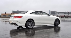 First Drive Review - 2015 Mercedes-Benz S550 Coupe 48