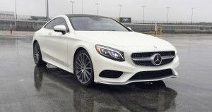 First Drive Review - 2015 Mercedes-Benz S550 Coupe 5