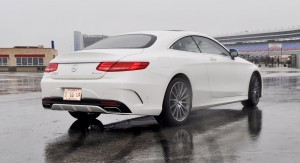 First Drive Review - 2015 Mercedes-Benz S550 Coupe 50