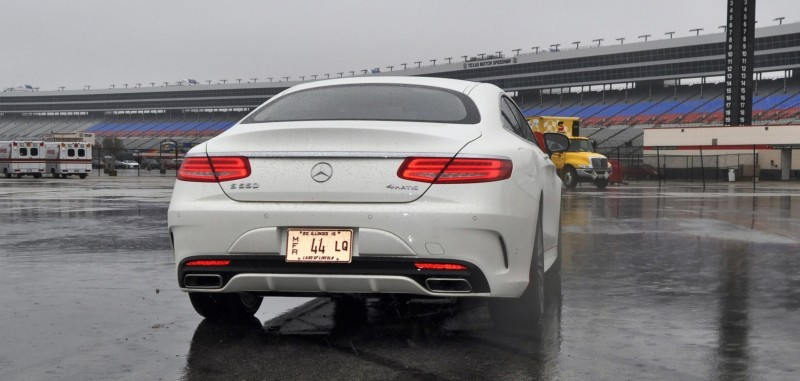 First Drive Review - 2015 Mercedes-Benz S550 Coupe 52