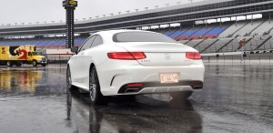 First Drive Review - 2015 Mercedes-Benz S550 Coupe 55
