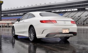 First Drive Review - 2015 Mercedes-Benz S550 Coupe 56