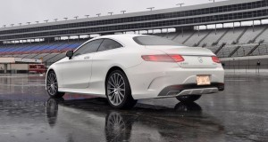 First Drive Review - 2015 Mercedes-Benz S550 Coupe 57