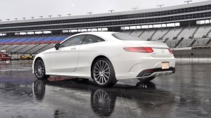 First Drive Review - 2015 Mercedes-Benz S550 Coupe 58