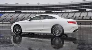 First Drive Review - 2015 Mercedes-Benz S550 Coupe 60