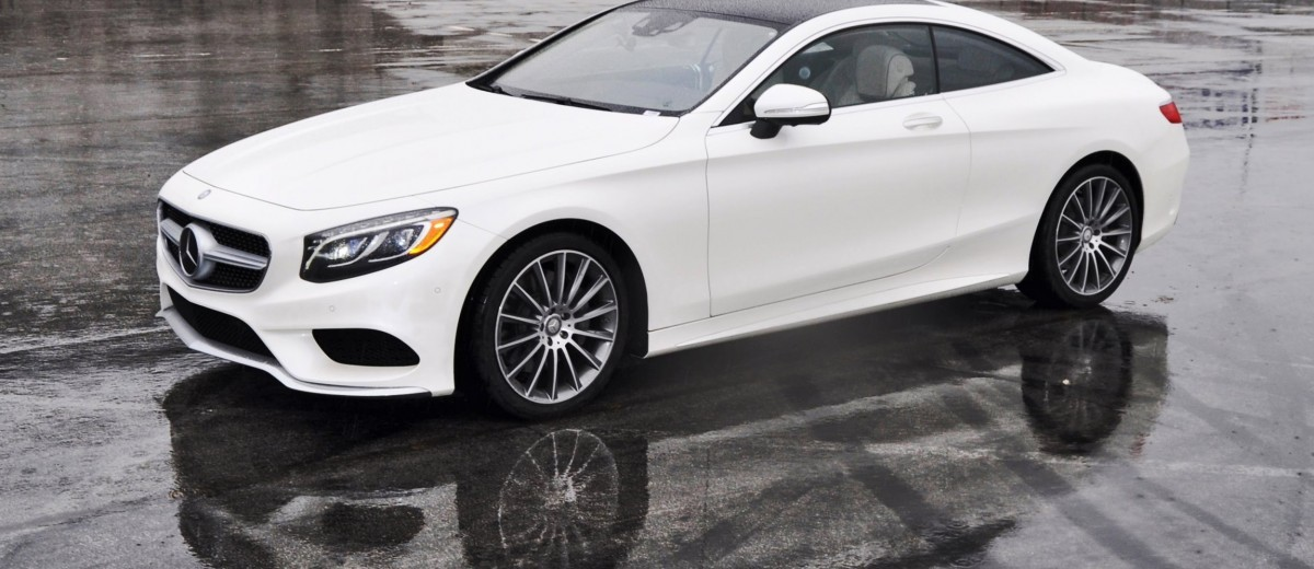 High Quality First Drive Review   2015 Mercedes Benz S550 Coupe 65 ...