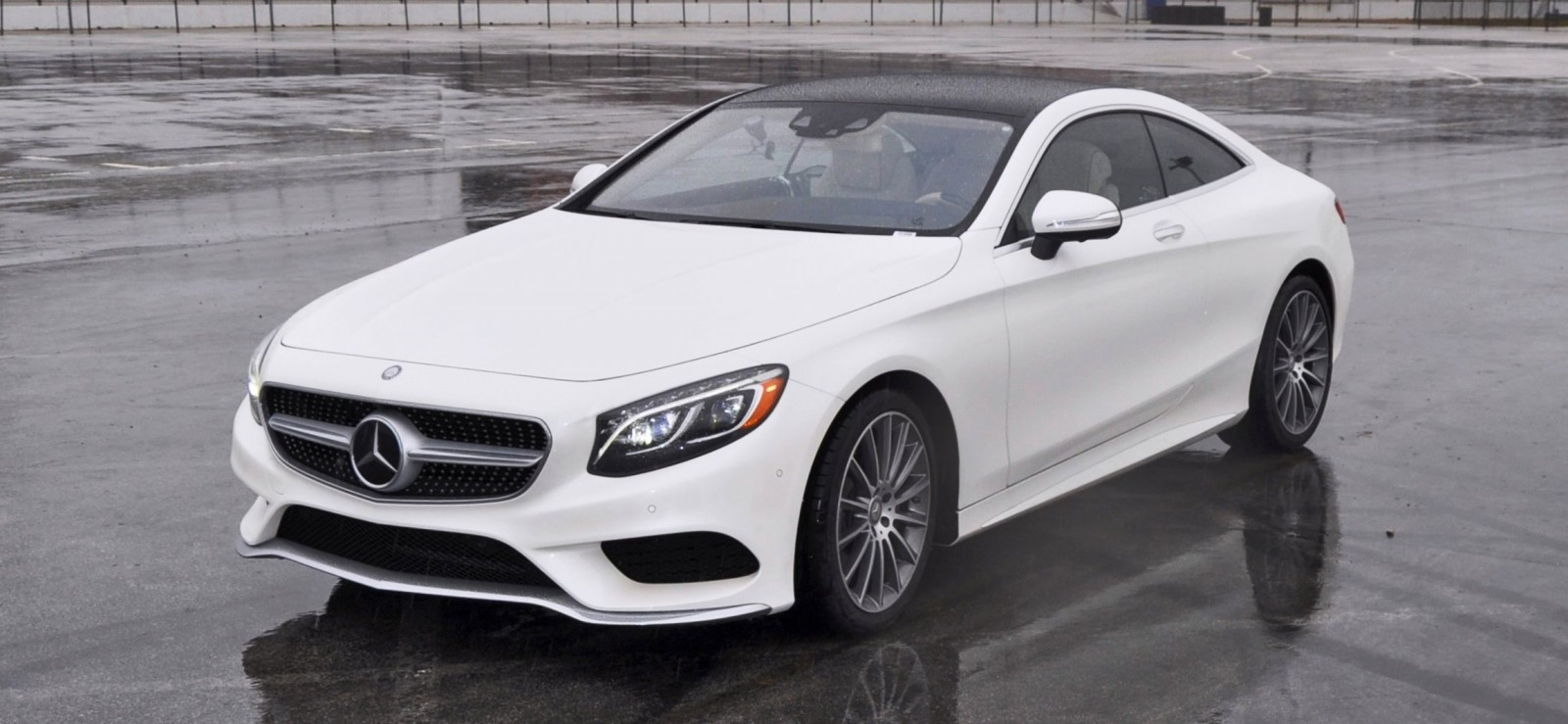 First drive review 2015 mercedes benz s550 coupe 64 for Mercedes benz s550 reviews
