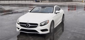 First Drive Review - 2015 Mercedes-Benz S550 Coupe 67