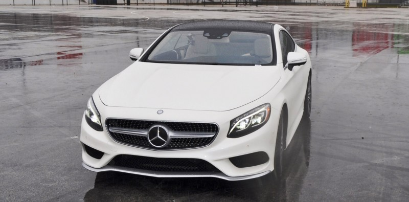 First Drive Review - 2015 Mercedes-Benz S550 Coupe 68