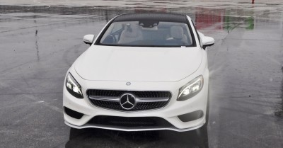 First Drive Review - 2015 Mercedes-Benz S550 Coupe 69