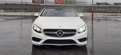 First Drive Review - 2015 Mercedes-Benz S550 Coupe 71