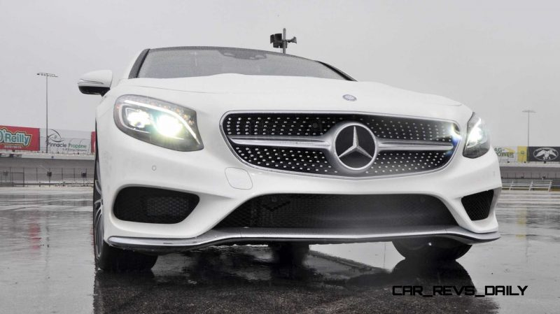 First Drive Review - 2015 Mercedes-Benz S550 Coupe 76
