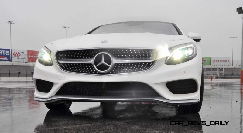 First Drive Review - 2015 Mercedes-Benz S550 Coupe 82