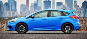 Ford Focus RS in New York