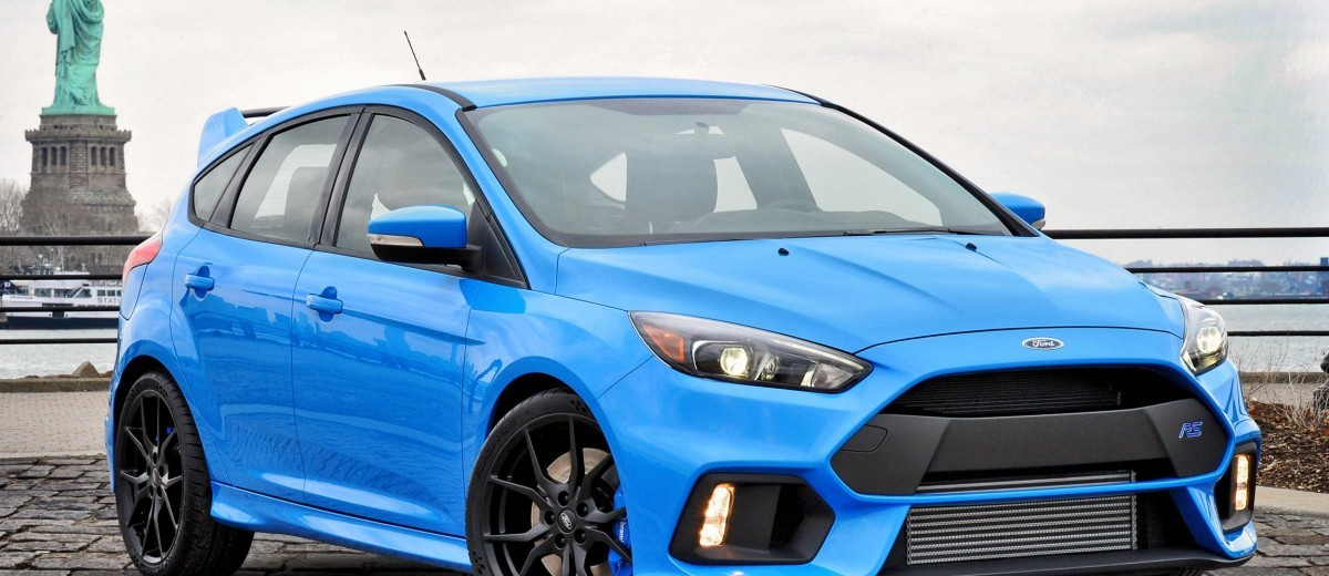 2016 Ford Focus RS Pricing