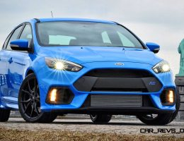 2016 Ford Focus RS Pricing Leaked – Here's What You Need To Know
