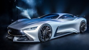 Infiniti Design Night at Auto Shanghai 2015