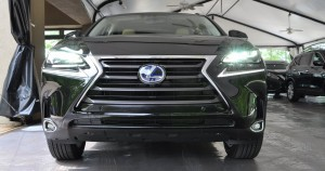 LEDetails - 2015 Lexus NX300h Triple LED Lights 2