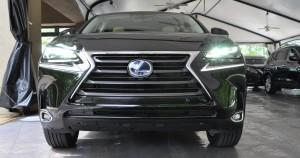 LEDetails - 2015 Lexus NX300h Triple LED Lights 2