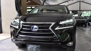 LEDetails - 2015 Lexus NX300h Triple LED Lights 3