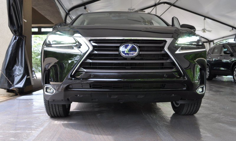 LEDetails - 2015 Lexus NX300h Triple LED Lights 38