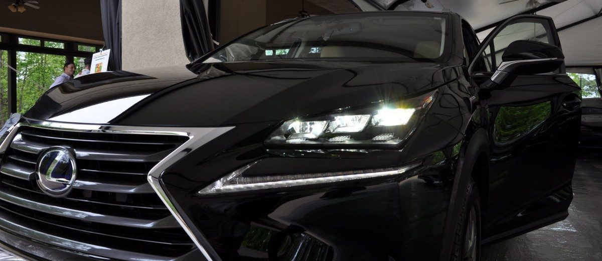 LEDetails - 2015 Lexus NX300h Triple LED Lights 41