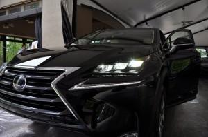 LEDetails - 2015 Lexus NX300h Triple LED Lights 41