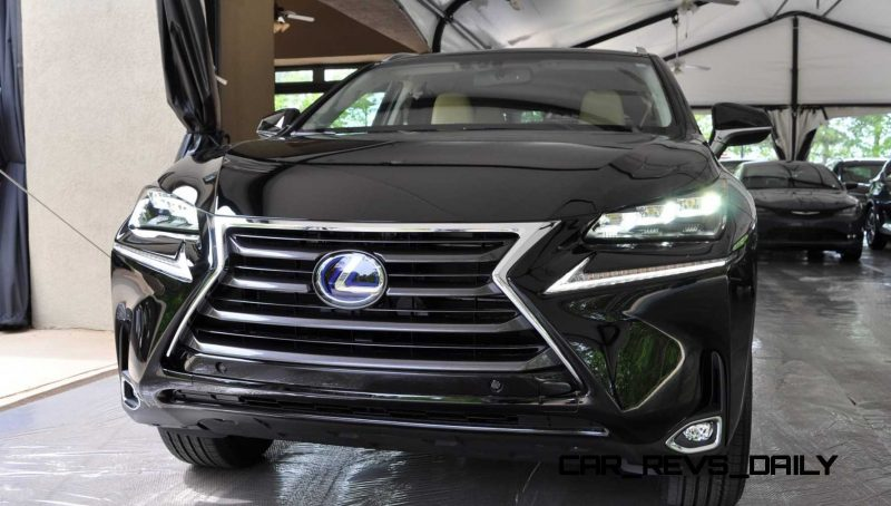 LEDetails - 2015 Lexus NX300h Triple LED Lights 5