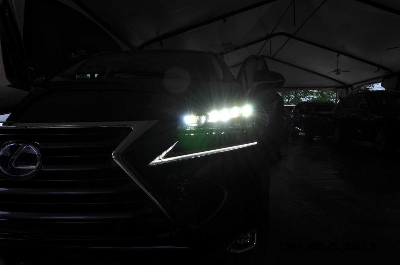 LEDetails - 2015 Lexus NX300h Triple LED Lights 57