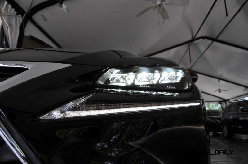 LEDetails - 2015 Lexus NX300h Triple LED Lights 60