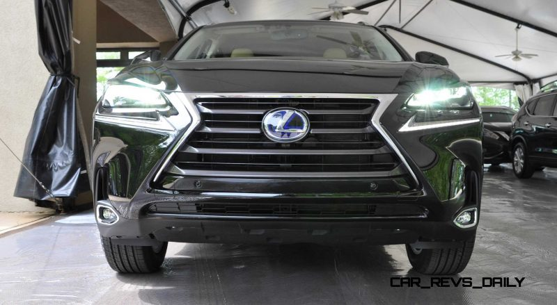 LEDetails - 2015 Lexus NX300h Triple LED Lights 67