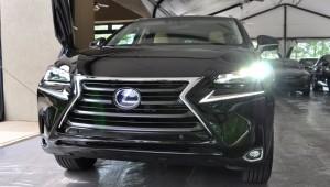 LEDetails - 2015 Lexus NX300h Triple LED Lights 7
