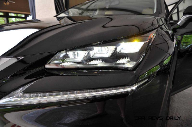 LEDetails - 2015 Lexus NX300h Triple LED Lights 71