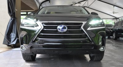LEDetails - 2015 Lexus NX300h Triple LED Lights 78