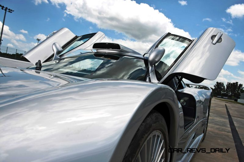 LeMans Homologation Specials - 1998 Mercedes-Benz CLK GTR SuperSport 12