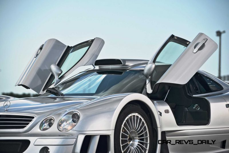 LeMans Homologation Specials - 1998 Mercedes-Benz CLK GTR SuperSport 17