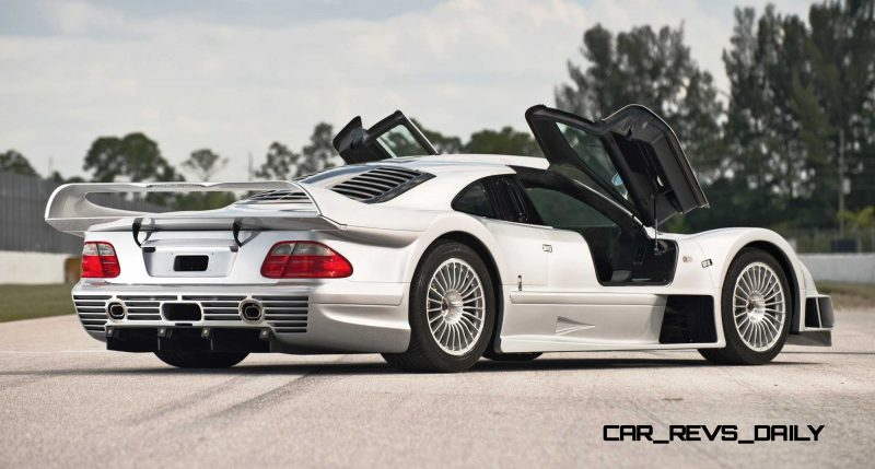 LeMans Homologation Specials - 1998 Mercedes-Benz CLK GTR SuperSport  2