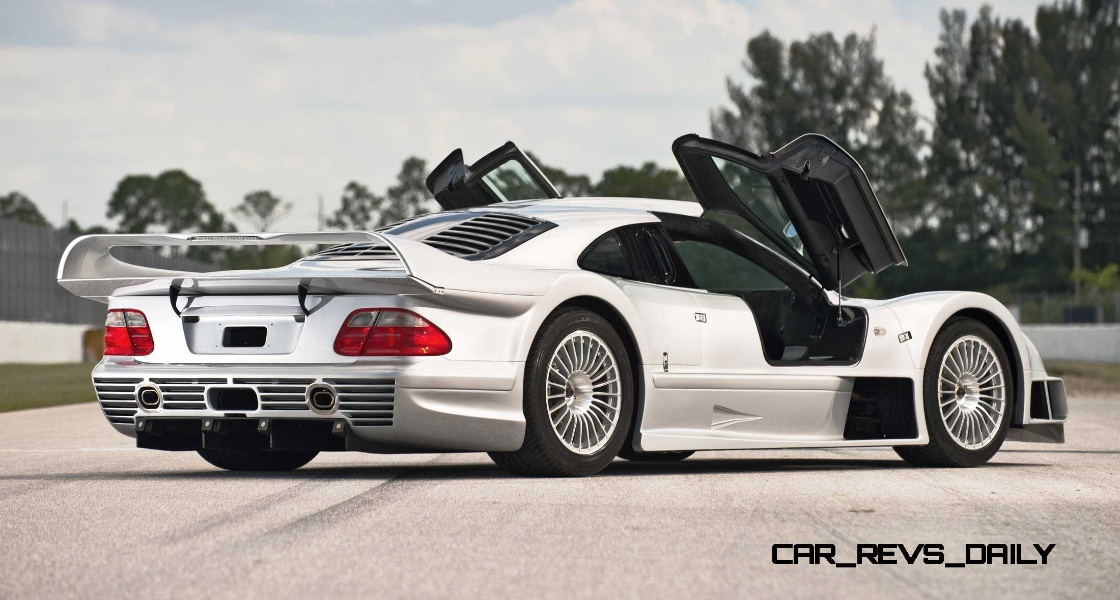 1998 Mercedes Benz Clk Gtr Supersport