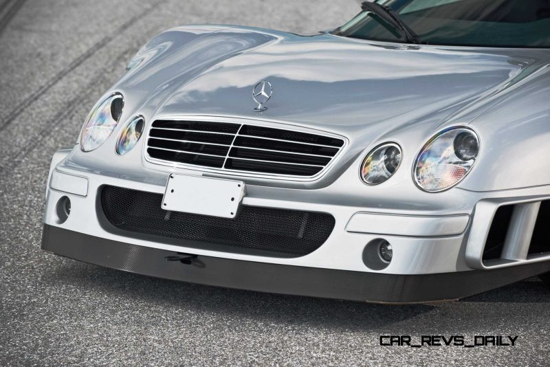LeMans Homologation Specials - 1998 Mercedes-Benz CLK GTR SuperSport 20