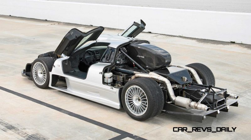 LeMans Homologation Specials - 1998 Mercedes-Benz CLK GTR SuperSport  29