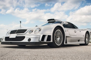 LeMans Homologation Specials - 1998 Mercedes-Benz CLK GTR SuperSport  30